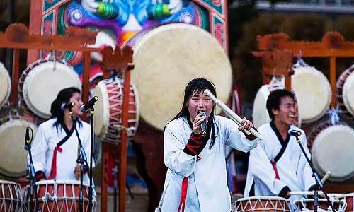 Dulsori at Thames Festival