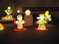 Korean lanterns in the British Museum