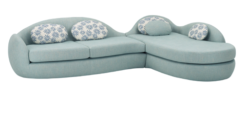 Malvern sofa by Jackie Choi London