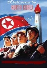 Welcome to North Korea poster