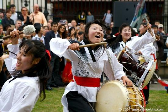 Samuel Cho's photo of Chuseok festivities