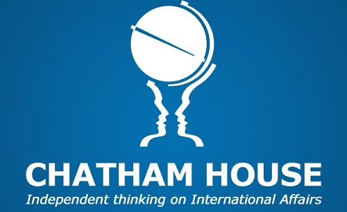 Featured image for post: October talks at Chatham House