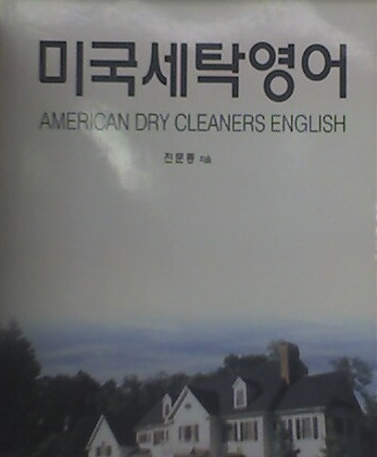 Dry Cleaning book