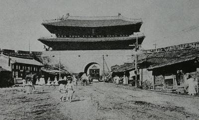 Namdaemun in 1904-6