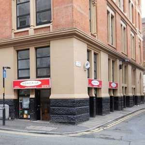 Koreana Restaurant, Manchester
