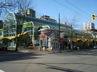 Robson Public Market, Vancouver