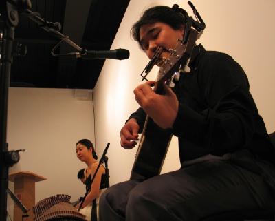 Kayageum and Guitar
