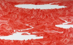 Sea Hyun Lee: Between Red 33, 2007