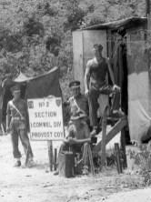 Serious duties in Korea, 1951