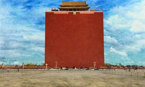 Sangbin Im: Tiananmen 1 (2006)