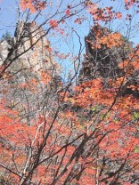 Seoraksan in Autumn