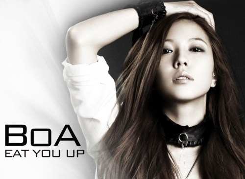 BoA: Eat You Up