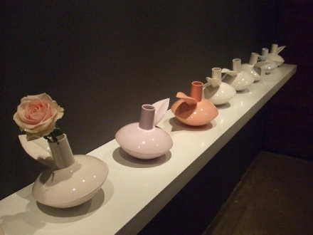 Works by Sena Gu (구세나) at the Vessels exhibition