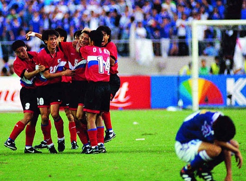 Japan gutted after Lee's wonder goal