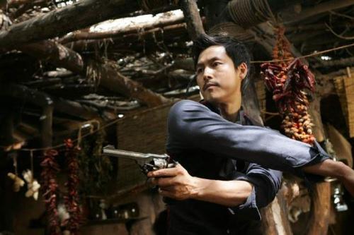 Jung Woo-sung: the Good