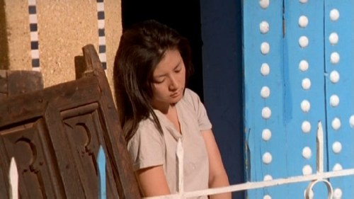 Lee Young-ae Inshalla blue doors