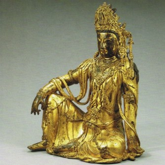 Seated Avalokitesvara