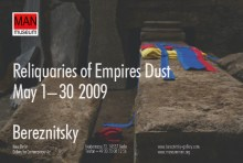 Reliquaries of Empires Dust poster