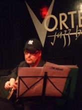 Ulf Wakenius at the Vortex