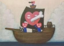 Kang Young-min: Pirate Ship