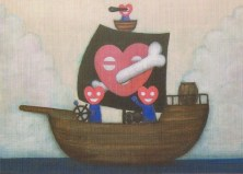 Kang Young-min: Pirate Ship