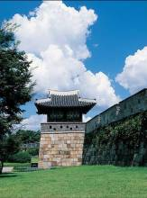 Chi fortification in Hwaseon fortress