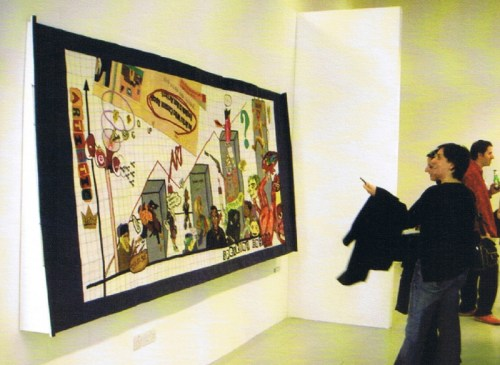 Seunghee Kang: An artist who cannot speak English is not artist (2007)