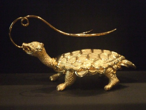 Silver Tortoise