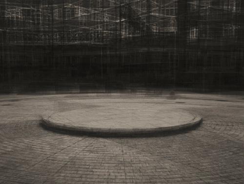 Kim Dong Yoon: Roundabout (2009) Digital C Type