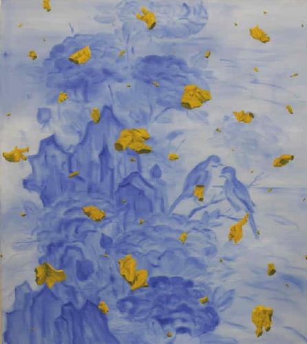 Park Chang-hwan: Floating Fragments (2008)