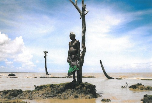 India: Ghoramara Island, Sunderbans 2007 © Robin Hammond/Panos