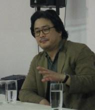 Park Chan-wook at the KCC