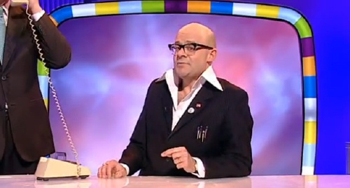 Harry Hill's Korean sketch
