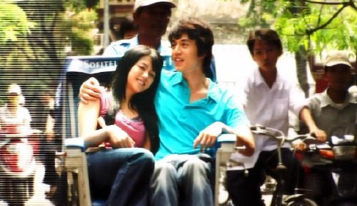 Scene from Hanoi Bride