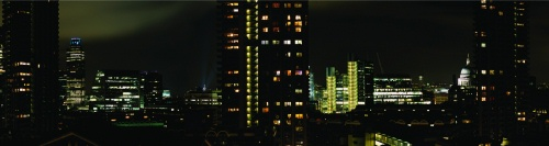 Jo Seong-hee: Barbican Nightscape