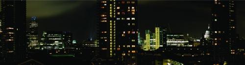 Jo Seong-hee: Barbican Nightscape