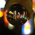 Thumbnail image for Looking at Korea through a glass sphere