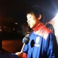 Thumbnail for post: S Korea v Serbia: interviews with Kim Nam Il and Lee Chung Yong