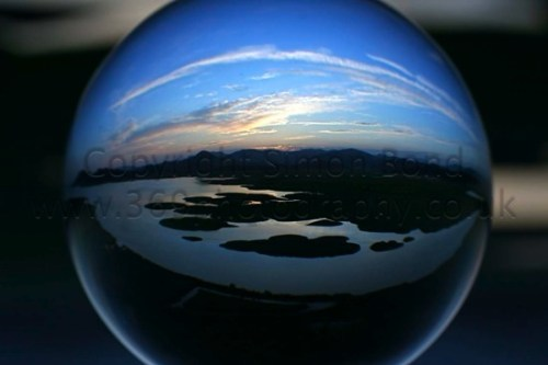 Simon Bond - Refraction: Blue planet, Suncheon bay
