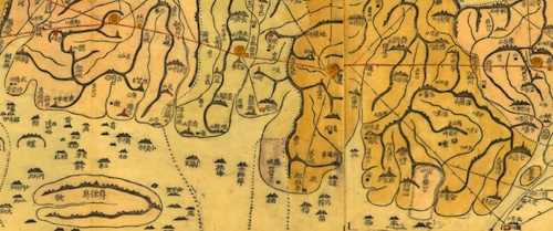 Link to map on American Geographical Society Library website