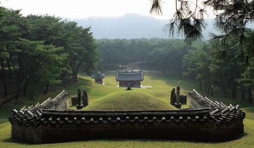 One of the Royal Tombs of the Joseon Dynasty