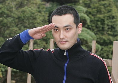 Post image for Kangta out of the military