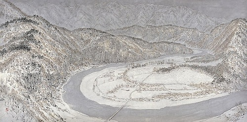 Lim Tae-gyu: Tong River Valley