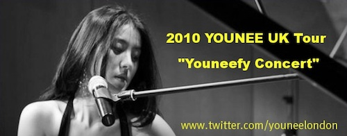 Younee tour graphic