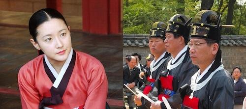 The Jongmyo Rituals and Lee Young-ae