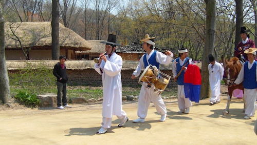 Featured image for post: 2010 Travel Diary #4: The Yongin Folk Village