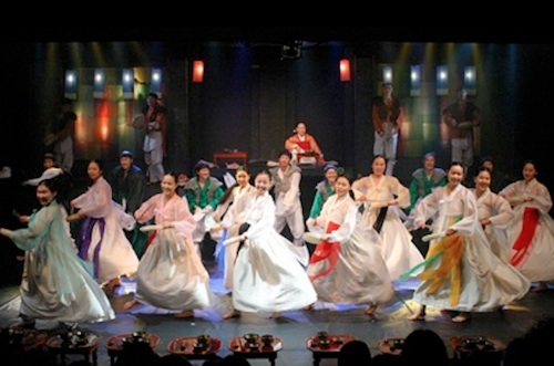 Mokhwa Repertory Company: Romeo and Juliet