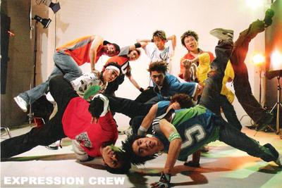 Expression Crew