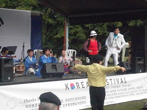 Arirang dance
