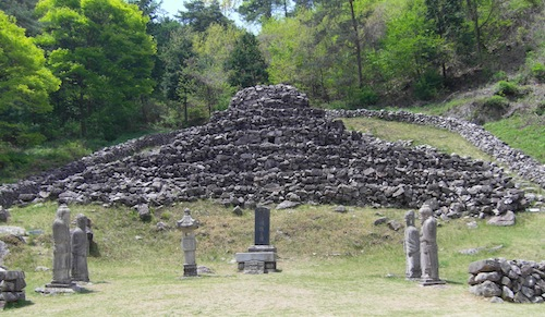 King Guhyeong's Tomb